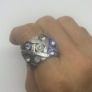 Stretchy Cocktail Ring